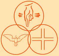 Fête de la Sainte Trinité – 16 juin 2019 - (Image et Musique)- Tableau Poétique des Fêtes Chrétienne – Vicomte Walsh 19  145311609symbole-trinite