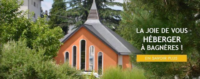 La joie de vous héberger à Bagnères