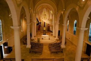 2012.07-Tarbes St Frai - chapelle