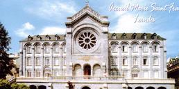 Facade Lourdes