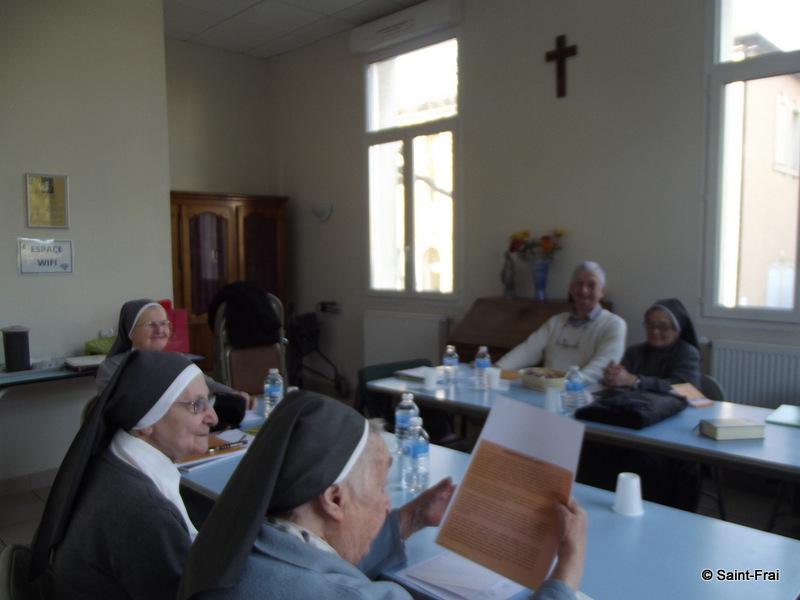 R unions inter communautaires actualit s marie saint frai - Marie salon de provence ...
