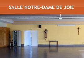 Salle Notre-Dame de Joie