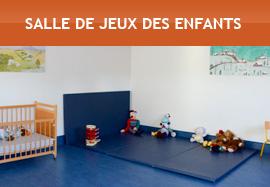 Salle de jeu des enfants