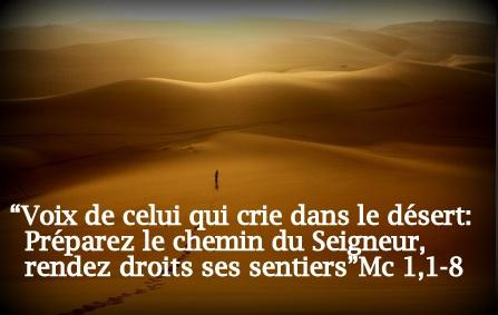2ème Dimanche de l'Avent - Actualités - Marie Saint-Frai